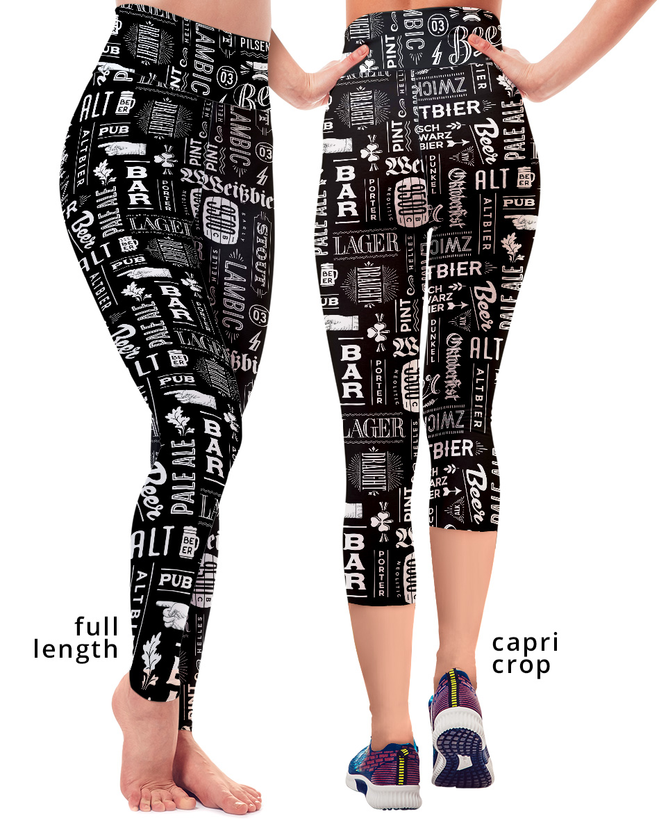 Sporty Chimp Legging, Workout