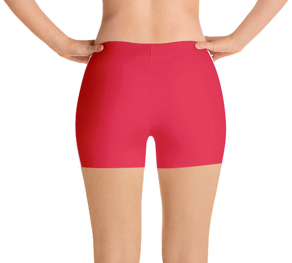 2e7fe11d1a Kansas City Chiefs yoga exercise shorts uniform NFL Football exercise pants