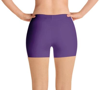 Minnesota Vikings yoga exercise shorts uniform NFL Football exercise pants