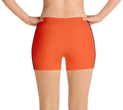Cleveland Browns running shorts uniform NFL Football exercise short