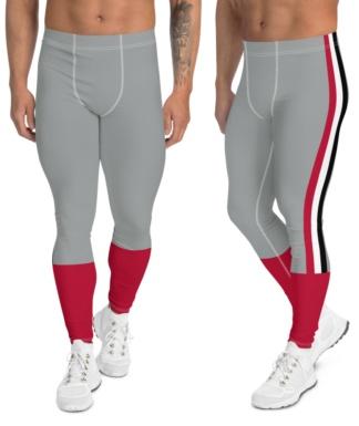 Georgia Bulldogs leggings for men uniform NFL Football exercise pants running tights
