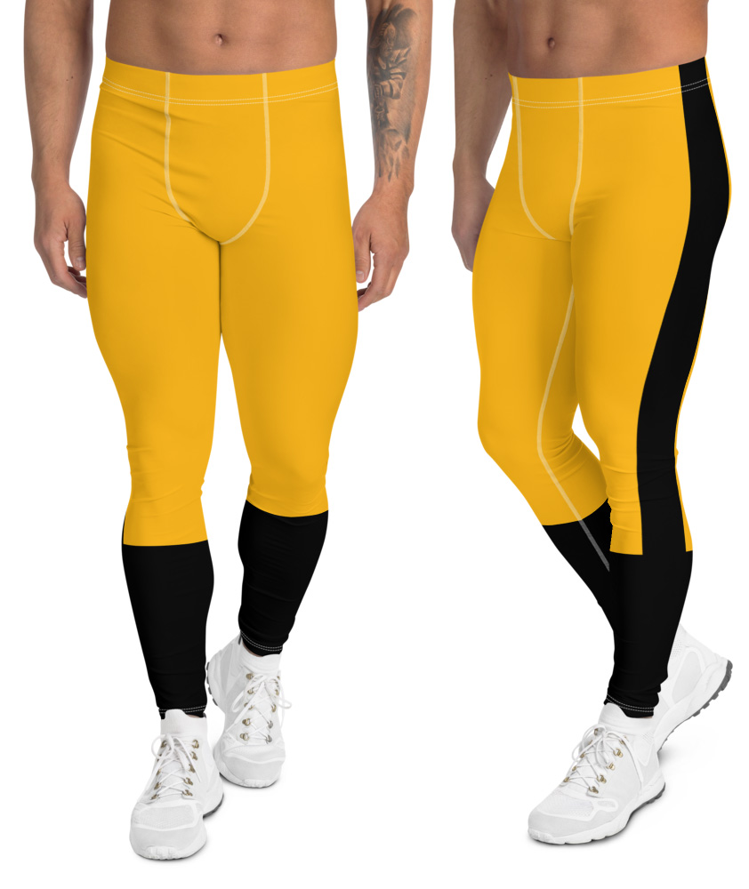 Pittsburgh Steelers Pittsburgh Pirates Pittsburgh Penguins leggings for men uniform NFL Football exercise pants running tights
