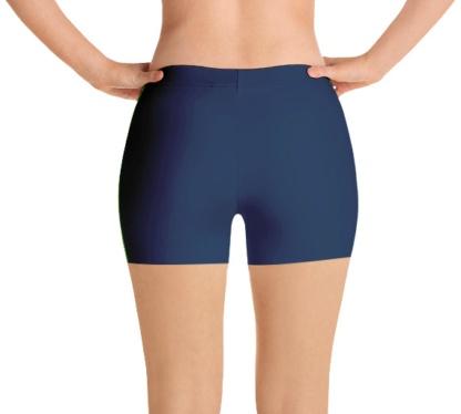 Washington Seattle Seahawks yoga exercise shorts uniform NFL Football exercise pants