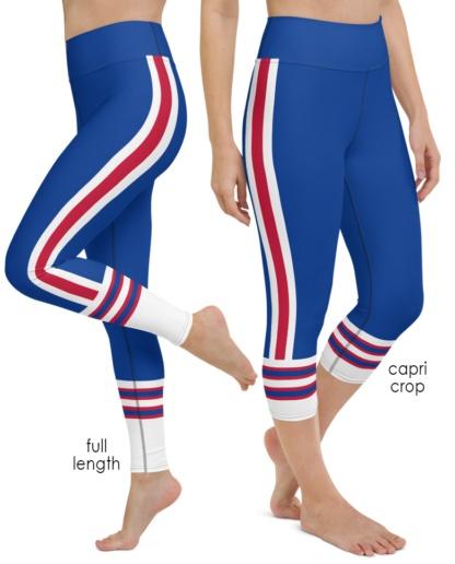 buffalo bills new york football game day uniform yoga leggings pants