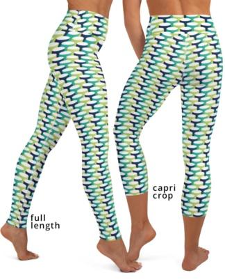 3d tube tubes yoga leggings exercise pants