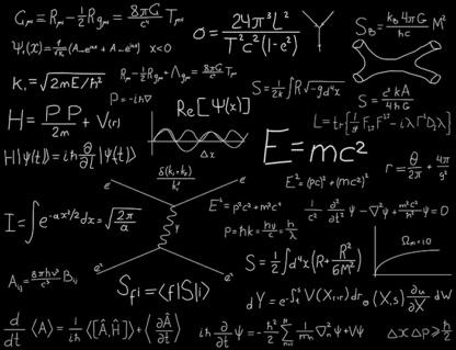 Einstein Relativity Theory & Quantum Mechanics Leggings kids children