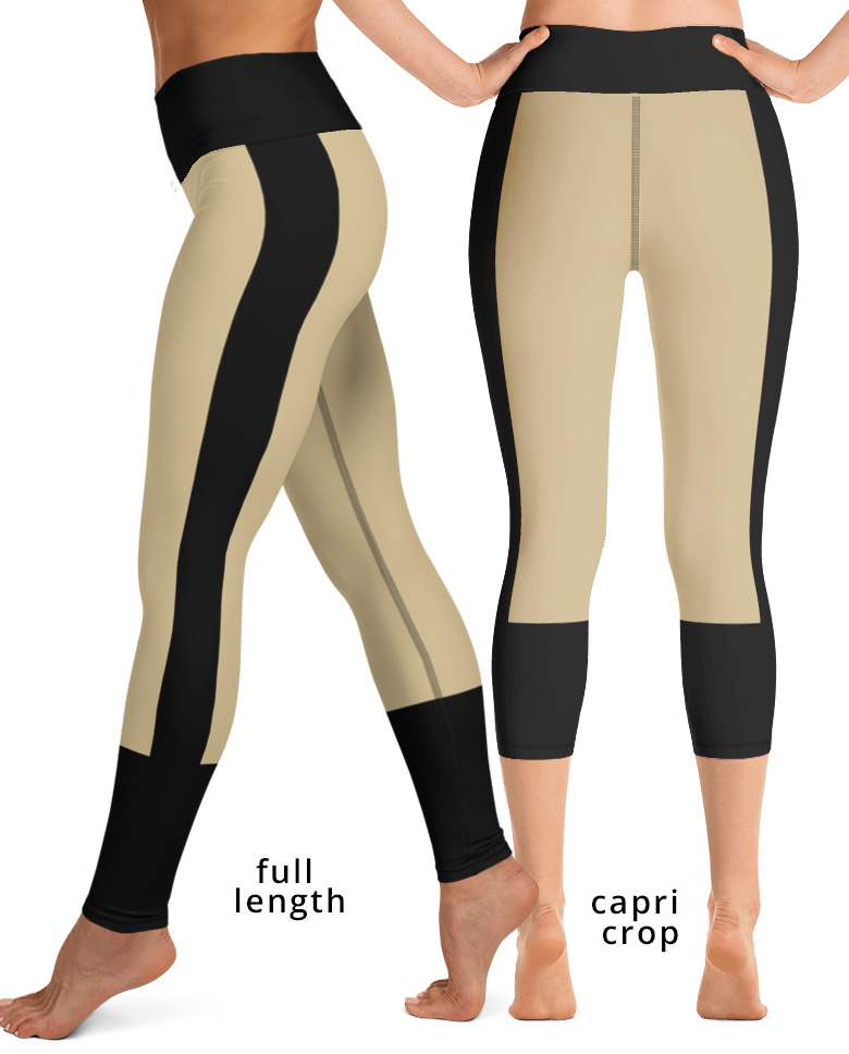 New Orleans Saints Sports Leggings yoga exercise pants