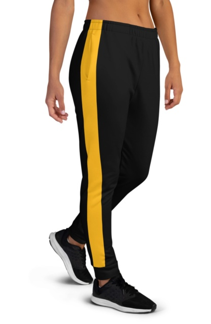 Pittsburgh Game Day Uniform Football Joggers for Women