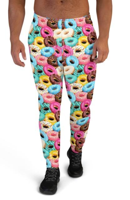 Donut Joggers for Men
