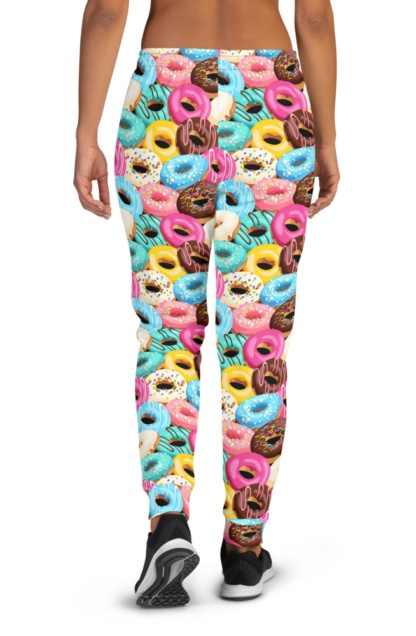 Donut Joggers for Women