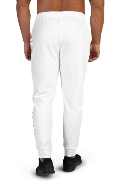Baseball Stitch Stitches Joggers for Men game little league game