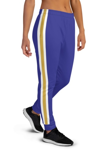 Baltimore Ravens Game Day Football Uniform Joggers for Women