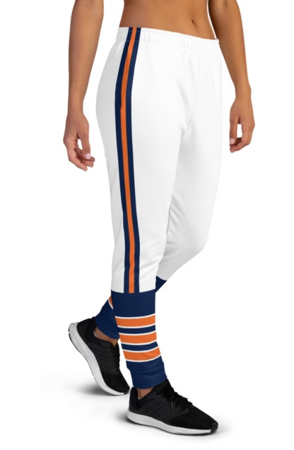 Chicago Bears Game Day Uniform Football Joggers for Women