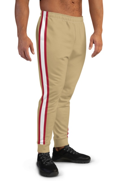 San Francisco 49ers Game Day Football Joggers for Men