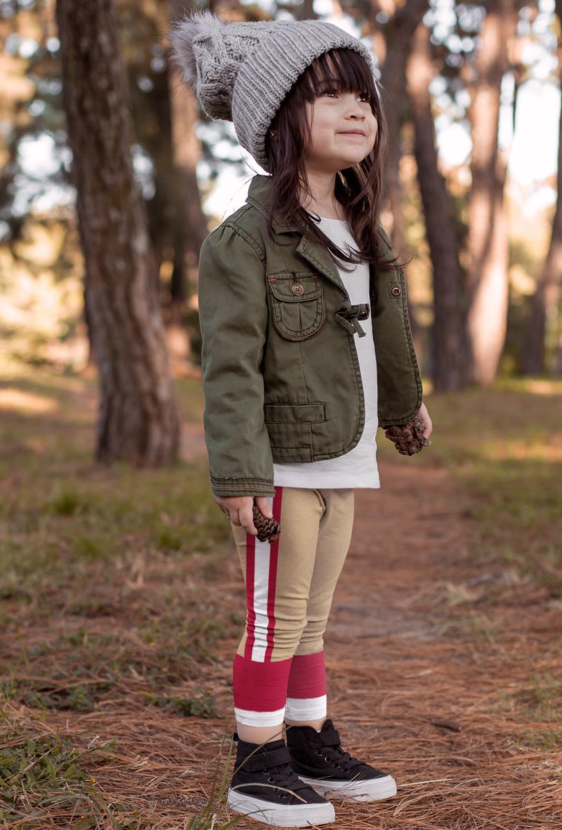 San Francisco 49ers Sports Football Uniform Leggings for Kids