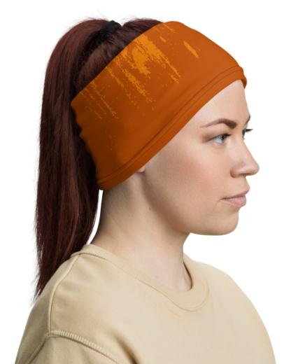 Skeleton Gas Mask Face Mask Neck Gaiter headband
