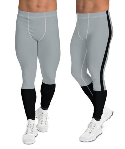 Oakland / Las Vegas Raiders Football Uniform Leggings For Men NFL