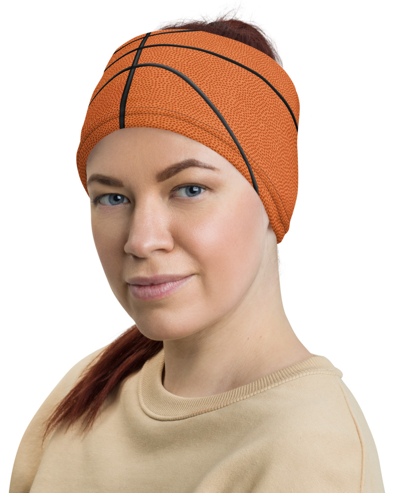 Basketball Face Cover Neck Warmer mask sport sports game