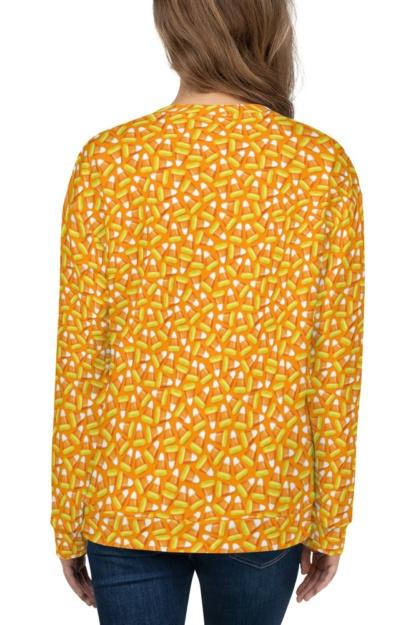 Halloween Candy Corn Sweatshirt