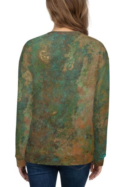 Rusty Antique Copper Sweatshirt