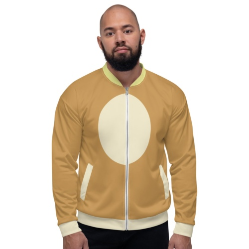 Pikachu Alolan Raichu Unisex Bomber Jacket