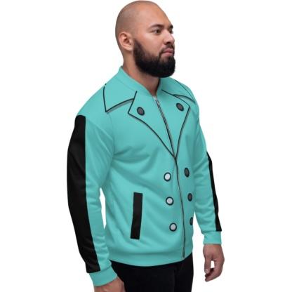Sygna Suit Leaf Pokémon Unisex Bomber Jacket