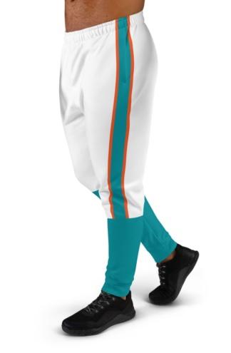 Miami Dolphins Football Uniform Joggers for Men Florida NFL sweats sweatpants