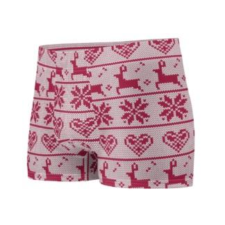 Ugly Christmas Sweater Boxer Briefs Men's Underwear