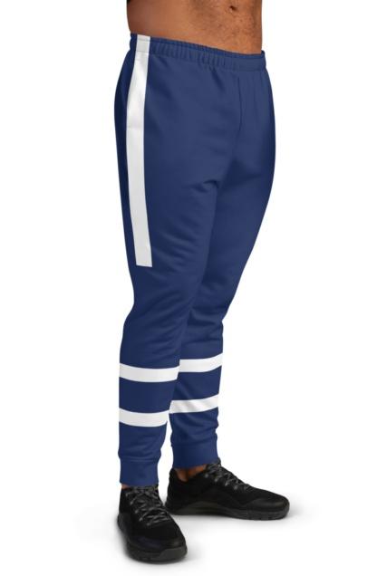 Toronto Maple Leafs NHL Hockey Uniform Joggers for Men Canada Canadian Sweat Pants Sweats