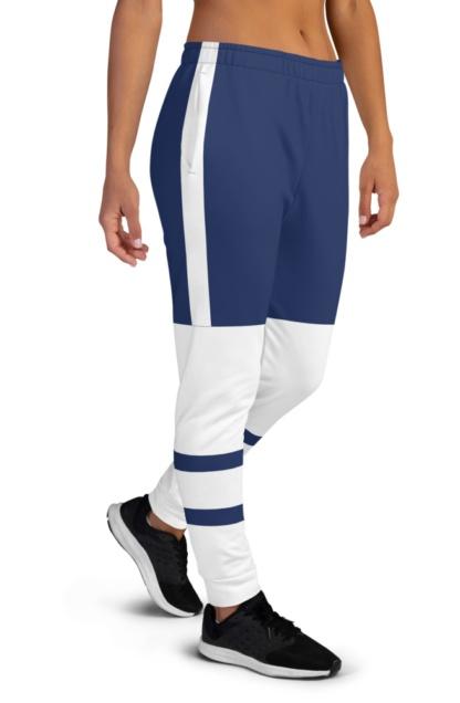 Toronto Maple Leafs NHL Hockey Uniform Joggers for Women Canadian Canada Sweatpants