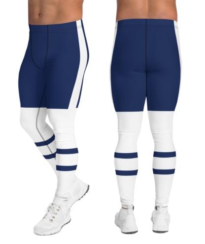 Toronto Maple Leafs NHL Hockey Uniform Men's Leggings Canada Canadian