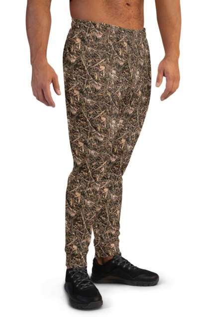 Branches & Twigs Realistic Camouflage Joggers for Men