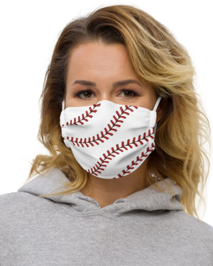 Baseball Protective Face Mask stitch stitches sports team games