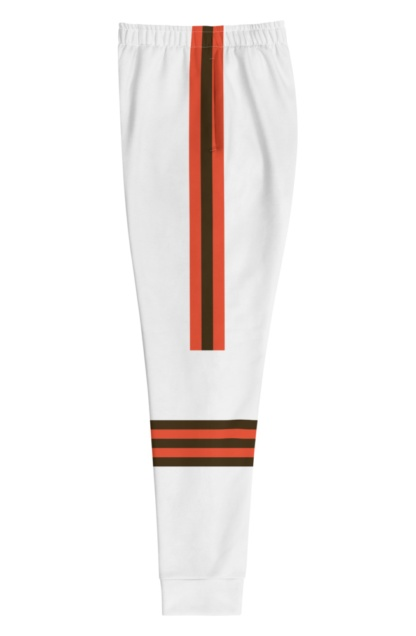 New Cleveland Browns Uniform Football Joggers for Women