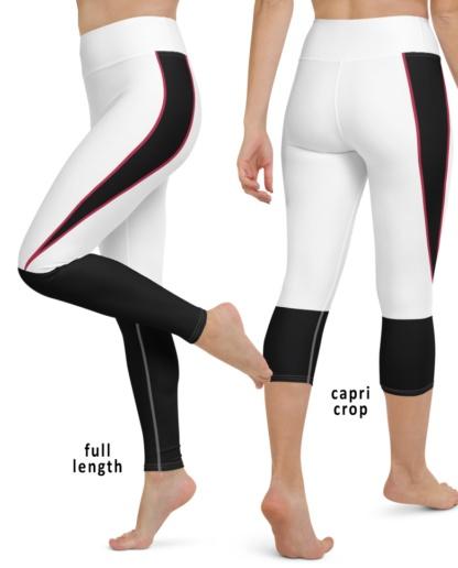 Arizona Cardinals Football Uniform Yoga Leggings