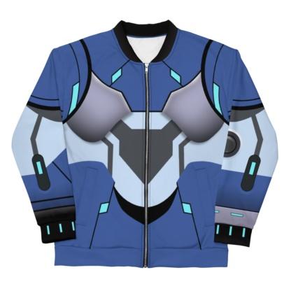 Mega Man X Megaman Rockman Robot Master Cartoon Games Jacket / Unisex